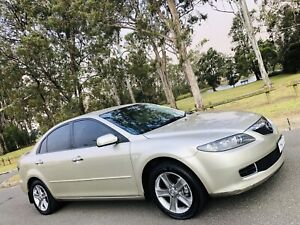 2007 Mazda 6 Sports Hatch Auto Low Kms Full Service History Logbooks Moorebank Liverpool Area Preview