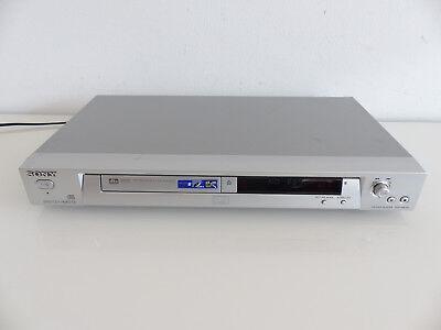 Sony DVP-NS310 CD DVD Player DVD Spieler silber ohne Fernbedienung online kaufen