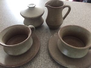 Pottery from France