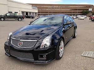 Cadillac CTS-V Coupe 5,500km, brand new condition, every option