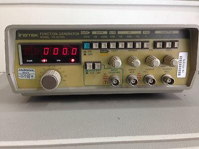 Instek Model Fg-8016g Function Generator
