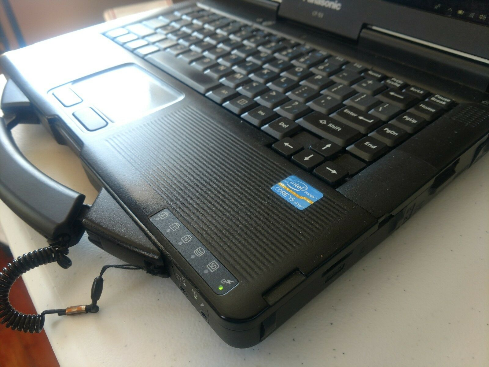 PANASONIC Toughbook CF-53 MK3 i5-3340M 2.7 8GB 250GB SSD Gobi TOUCHSCREEN Win 7