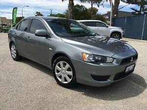 2013 MITSUBISHI LANCER ES MANUAL SEDAN (ONE OWNER FULL SERVICE HI