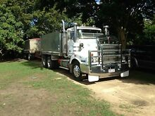 ONLY 580,000kms 2005 KENWORTH TRUCK & DOG HAMELEX Yatala Gold Coast North Preview