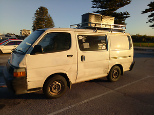 Toyota Hiace 97 • WA Rego • fully equipped Perth Perth City Area Preview
