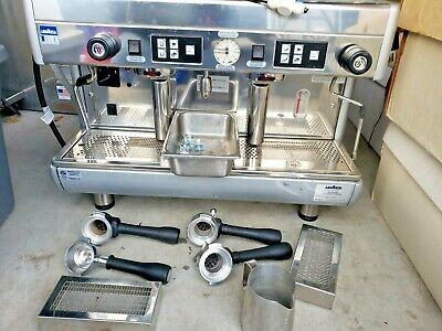 Commercial Best Lavazza Ultimate Espresso Blue Machine Cappuccino Restaurant