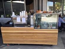 Coffee Cart for Sale Melbourne CBD Melbourne City Preview