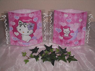 Tischlicht/Windlicht -  Hello Kitty Motiv ()