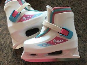 Bauer L'll Angel Girls Skates (Size 10/11)