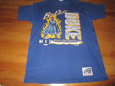 Capital Graphics Duke Blue Devils  Xl  T Shirt
