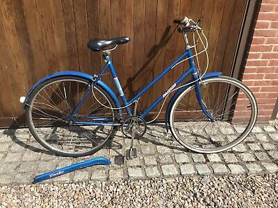 ladies classic 3 Speed bike used Sml/Med
