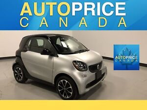 2016 Smart Fortwo Pure PANOROOF