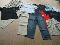 11 Teile Esprit Marco Polo Benetton H&M Hemd Shorts Jeans T-Shirt Nordrhein-Westfalen - Netphen Vorschau