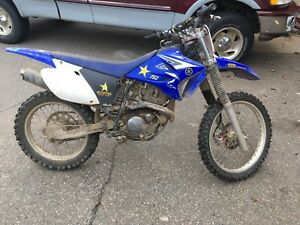4stroke Dirt bike