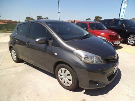 2012 Toyota Yaris Hatchback YR AUTO 5 DOOR $9990