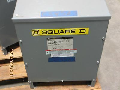 Square D 15 Kva Dry-type Transformer