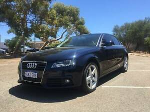 2011 Audi A4 Sedan 2.0 Turbo ONLY 93,000 Km $3000 min trade $68pw St James Victoria Park Area Preview