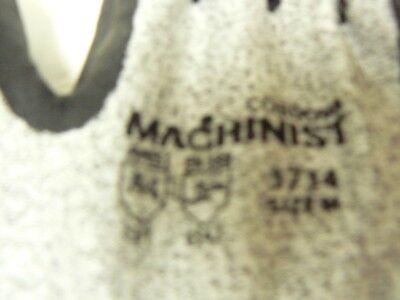 Cordova 3734 Machinist Cut Level 4 Glove Size Medium Dozen