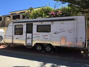 Caravan New Age 21 Series in great condition Mandurah Mandurah Area Preview