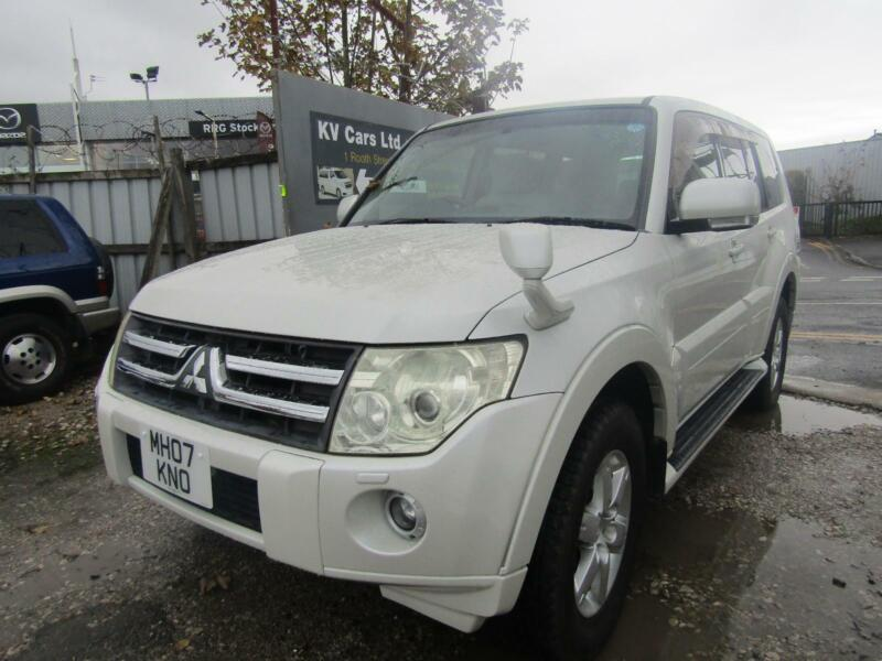 Image of 2007 MITSUBISHI PAJERO 3.0 SUPER EXCEED 4WD 7 SEATER 5 DR AUTO LWB FACELIFT (P7)