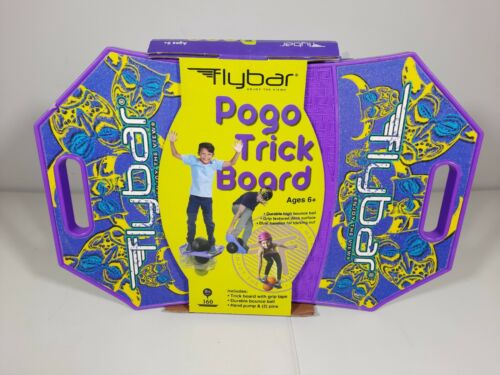 Pogo Ball for Kids, Jump Trick Bounce Board with Strong Grip Deck.