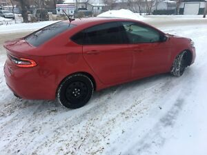 2013 Dodge Dart Rally