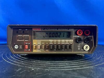 Keithley 197 Micro Voltmeter
