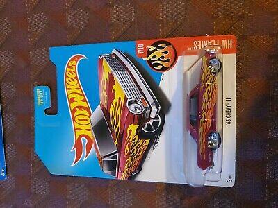 2017 Hot Wheels Super Treasure Hunt 63 Chevy ll