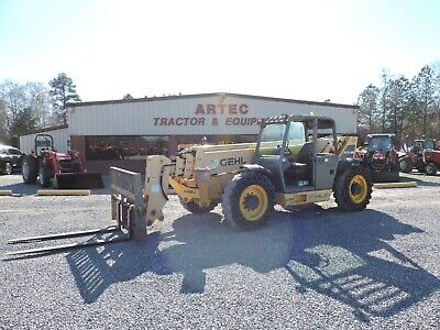 2011 Gehl Dl11-55 Telescopic Forklift - Watch Video - Only 4155 Hours