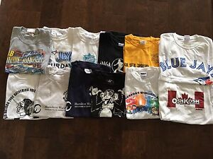 SOLD PPU Lot of 12 youth t-shirts (6-7-8, medium)