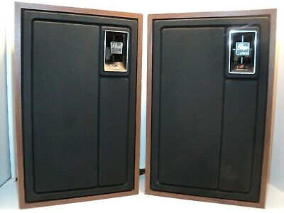 Vintage Zenith Allegro 2000 speaker system tested and works perfect