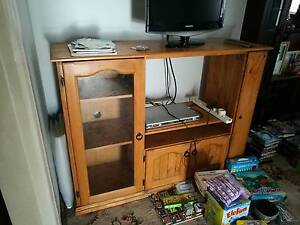 TV Cabinet with storage Five Dock Canada Bay Area Preview