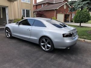 2009 Audi A5 mint condition Low Kms!