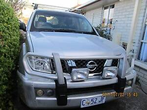 2006 Nissan Pathfinder Wagon Lenah Valley Hobart City Preview