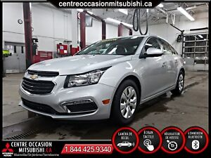 Chevrolet Cruze 2016 Limited Berline 1.4 TURBO, JAMAIS ACCIDENTÉ