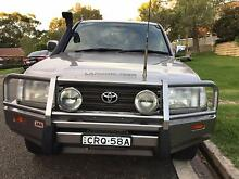 2003 Toyota Landcruiser 100 series turbo diesel Manly Vale Manly Area Preview
