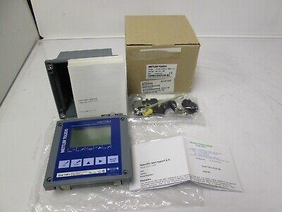 New Mettler Toledo Cond 7100 E Conductivity And Temperature Transmitter 24-230v
