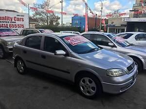 2005 Holden Astra Hatchback (SN: 567 - UVJ-610) Preston Darebin Area Preview