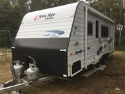 New Age Manta Ray 2017 Triple Bunk Combo Scott Creek Adelaide Hills Preview