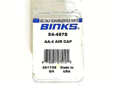 Binks 54-4978 Aa-4 Air Cap