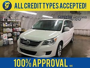 2012 Volkswagen Routan KEYLESS ENTRY*LEATHER*POWER DRIVER SEAT*H