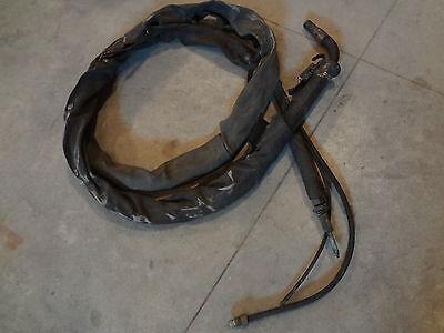 Miller Matic Welding Gun For Miller Welder 10 Long - Used