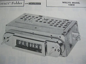 1961-1962-WILLYS-12BW-RADIO-PHOTOFACT