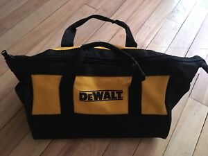 Dewalt petit sac a outils / small tool bag NEUF new