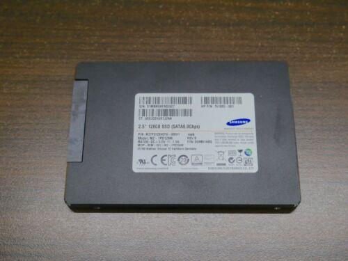 "SAMSUNG 128GB 2.5"" SATA Solid State Drive SSD"