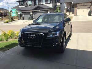 2016 Audi Q5 S line price reduced