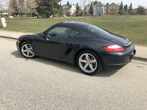 2007 Porsche Cayman S - Original Owner - Private Sale - No GST