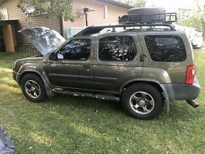 2004 Xterra supercharged great condition