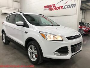 2016 Ford Escape SE One Owner Clean Carproof Low Kms