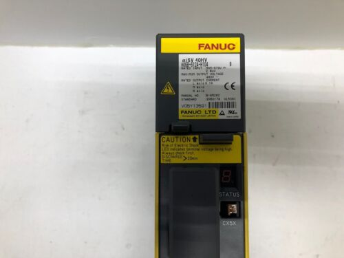 Fanuc A06b-6124-h104 Servo Amplifier Fully Refurbished!!! Exchange Only